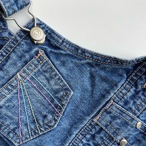 [2 for 15$✨] Adorable Jeans Overall Dress 💕